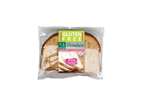 Witbrood x 6 sn. glutenvr damhert